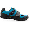 Giro Terraduro Shoes Men blue jewel/black